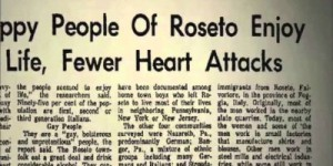 The Rose Garden – A Documentary on the Roseto Effect