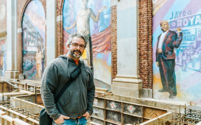 Stampone O'Brien Dilsheimer Law to Install New Mural by Renowned Artist Eric Okdeh